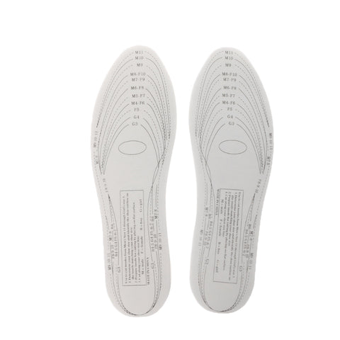 Remedy Breathable Foam Memory Insoles (Pair)