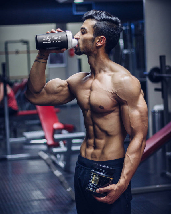 what are the benefits of bcaas?