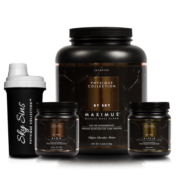 Muscle Mass Gaining Kit
