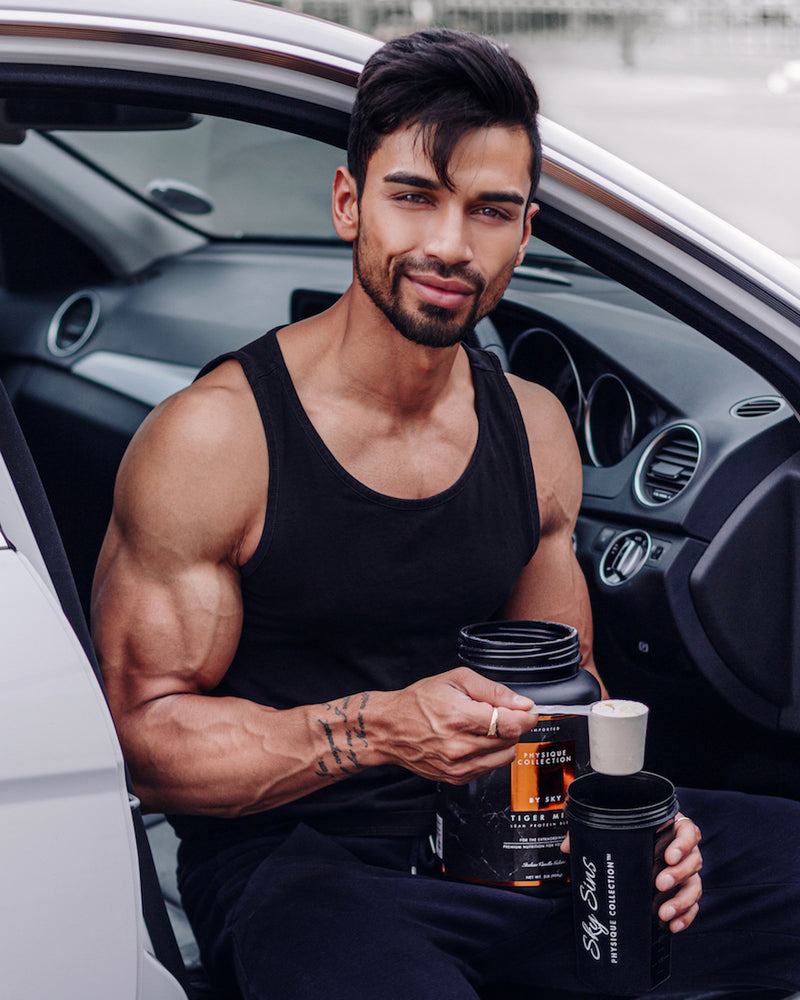 Tiger Milk Lean Protein