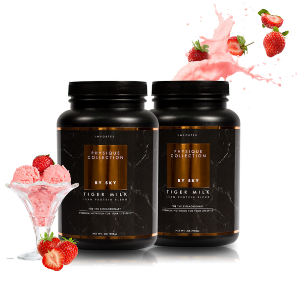 Tiger Milk Lean Protein Bundle Offer