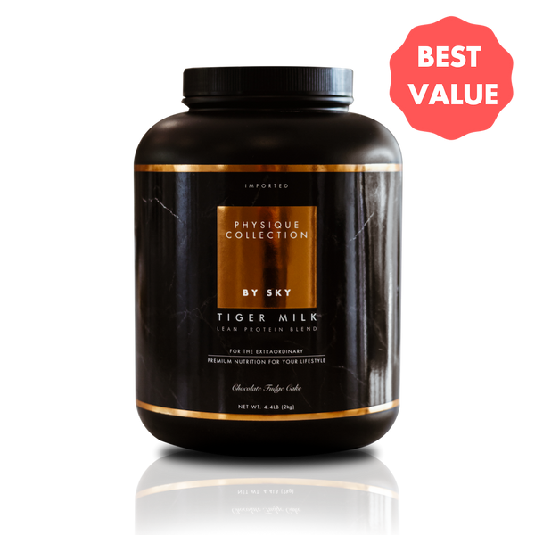 Tiger Milk Lean Protein 4.4lb