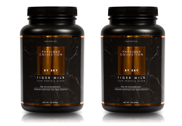 Tiger Milk Bundle Pack