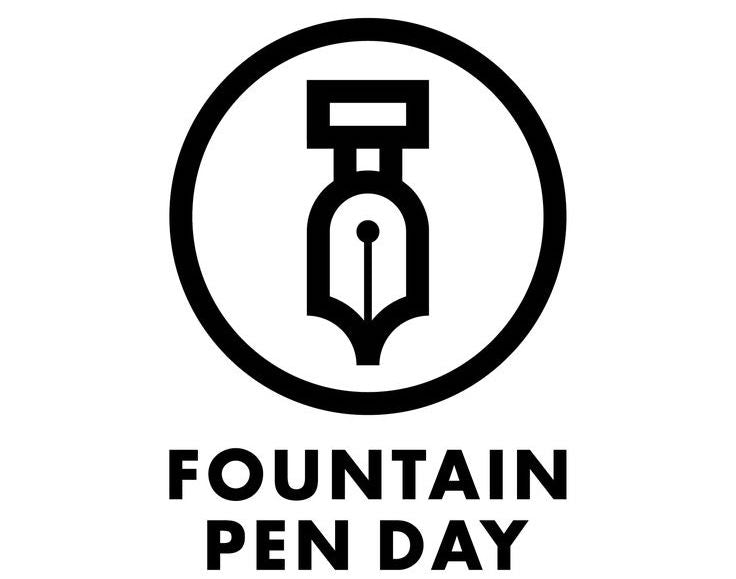 Fountain Pen Day, November 1st Friday International Celebration
