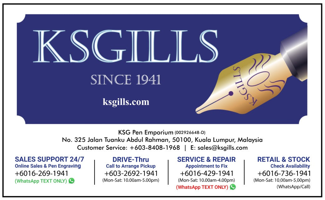 Contact KSGILLS - Pen Gifts Shop, Malaysia, Engraving, Corporate Premium & Luxury Pen Gifts