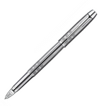 Parker IM Premium Chiselled Shiny Chrome Trim 5th Mode Pen