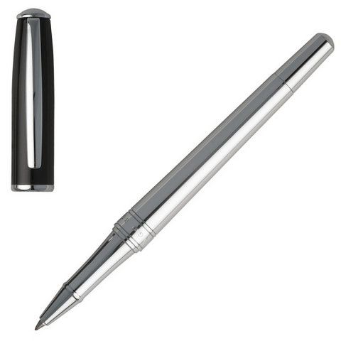 Hugo Boss Essential Black Rollerball Pen