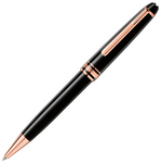 Montblanc Meisterstuck Rose Gold-Coated Classique Ballpoint Pen