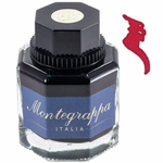 Montegrappa Ink Bottle (42ml) - Red