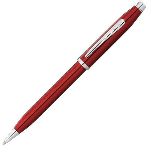 Cross Century II Special Edition Ballpoint Pen Red Lacquer - KSGILLS.com | Online Penshop Malaysia