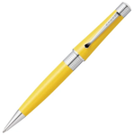 Cross Beverly Sunrise Yellow Pearlescent Lacquer Ballpoint Pen