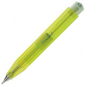 Kaweco Ice Sport Yellow Mechanical Pencil 0.7mm - KSGILLS.com | Online Penshop Malaysia
