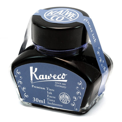 Kaweco Ink Bottle Midnight Blue 30ml. - KSGILLS.com | Online Penshop Malaysia
