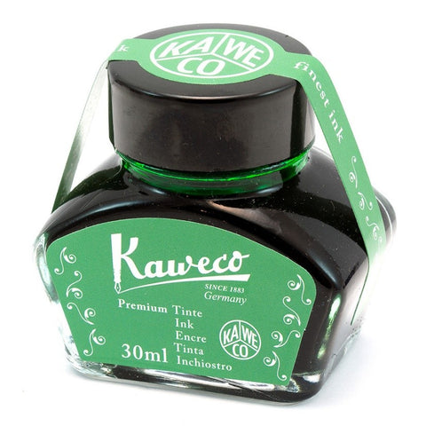 Kaweco Ink Bottle Palm Green 30ml. - KSGILLS.com | Online Penshop Malaysia