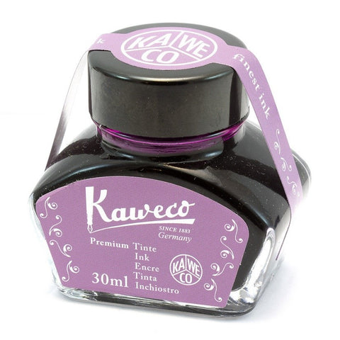 Kaweco Ink Bottle Summer Purple 30ml. - KSGILLS.com | Online Penshop Malaysia