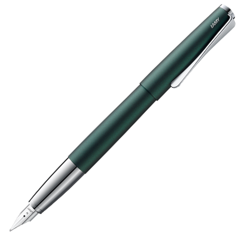 LAMY Studio Racing Green Special Edition Fountain Pen - KSGILLS.com | Online Penshop Malaysia
