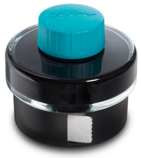 Lamy Ink Bottle T52 50ml - Turquoise