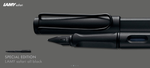 Lamy Safari All Black 2018 Special Edition Fountain Pen
