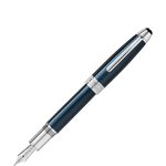 Meisterstück Solitaire Blue Hour LeGrand Fountain Pen