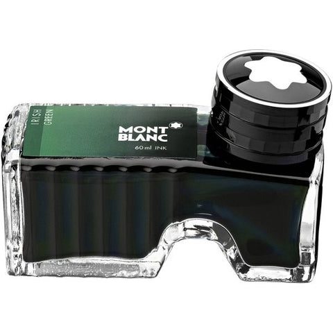 Montblanc Bottled Ink 60ml Irish Green Ident. No : 106273 (Enquire) - KSGILLS.com | Online Penshop Malaysia