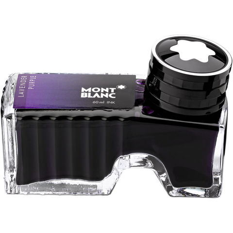 Montblanc Bottled Ink 60ml Lavender Purple Ident. No : 105196 (Enquire) - KSGILLS.com | Online Penshop Malaysia