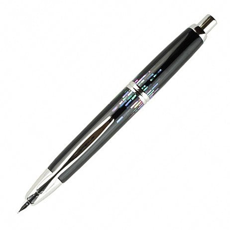 Pilot Capless Raden Stripes Abalone Shell Fountain Pen – Medium Nib - KSGILLS.com | Online Penshop Malaysia
