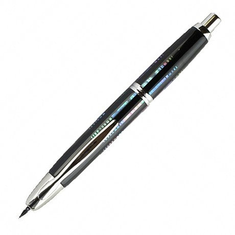 Pilot Capless Raden Water Surface Abalone Shell Fountain Pen – Medium Nib - KSGILLS.com | Online Penshop Malaysia