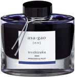 Pilot Iroshizuku Fountain Pen 50 ml Bottle Ink - Asa-Gao - KSGILLS.com | Online Penshop Malaysia