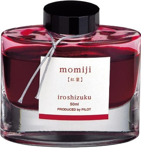 Pilot Iroshizuku Fountain Pen 50 ml Bottle Ink - Momiji - KSGILLS.com | Online Penshop Malaysia