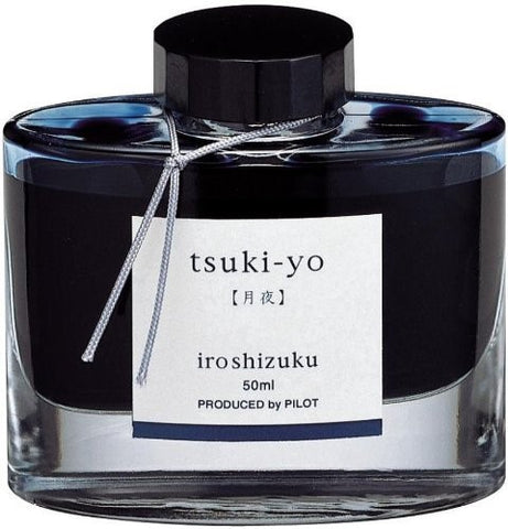 Pilot Iroshizuku Fountain Pen 50 ml Bottle Ink - Tsuki-Yo - KSGILLS.com | Online Penshop Malaysia