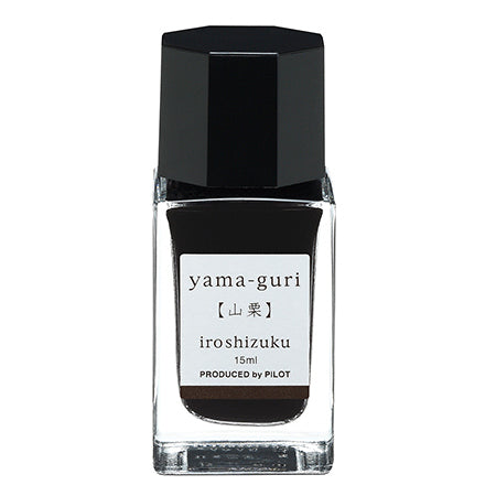 Pilot Iroshizuku Fountain Pen 15ml Bottle Ink - Yama-Guri