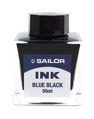 Sailor Ink Bottle 50ml - Blue Black