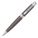 Sheaffer 9329 Collection 300 Glossy Grey Chrome Trim Ballpoint Pen - KSGILLS.com | Online Penshop Malaysia