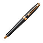 Sheaffer Prelude Mini 9801 Black Lacquer Ballpoint Pen