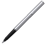 Sheaffer Agio Brushed Chrome CT Rollerball Pen - KSGILLS.com | Online Penshop Malaysia