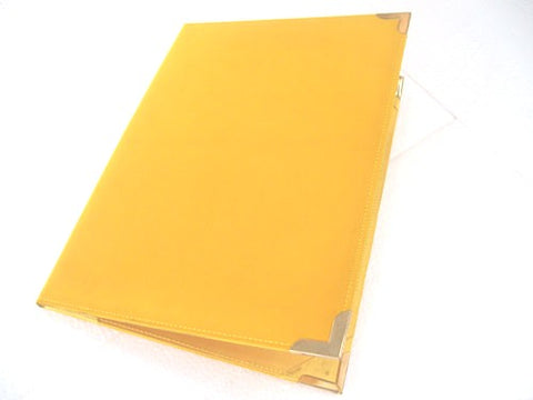 Signing Ceremony Document Folder Royale Yellow : RM190.80