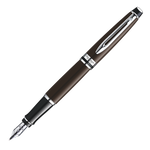 Waterman Expert III New Generation Dark Brown CT Fountain Pen - KSGILLS.com | Online Penshop Malaysia