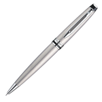 Waterman Expert III New Generation Stainless Steel CT Ballpoint Pen