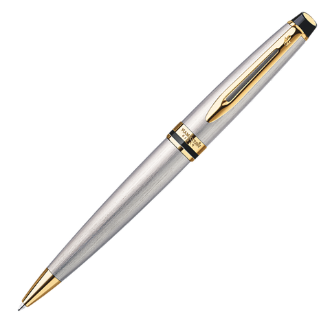 Waterman Expert III New Generation Stainless Steel GT Ballpoint Pen