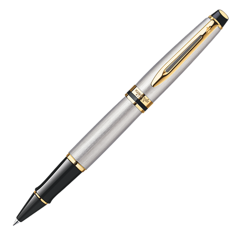 Waterman Expert III New Generation Stainless Steel GT Rollerball Pen