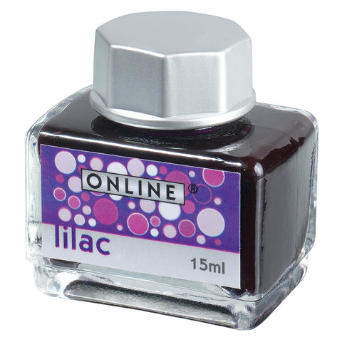 Online Fountain Pen Ink 15ML - Lilac