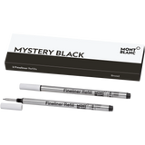 Montblanc Refill Fineliner (2 Per Pack) Mystery Black - Broad (B)