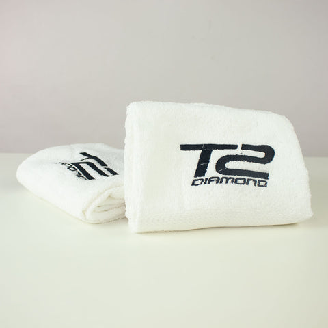 T2 Diamond Cotton Face Towel