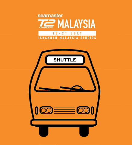 Singapore-Malaysia-Singapore Shuttle Bus : 19th July 2019