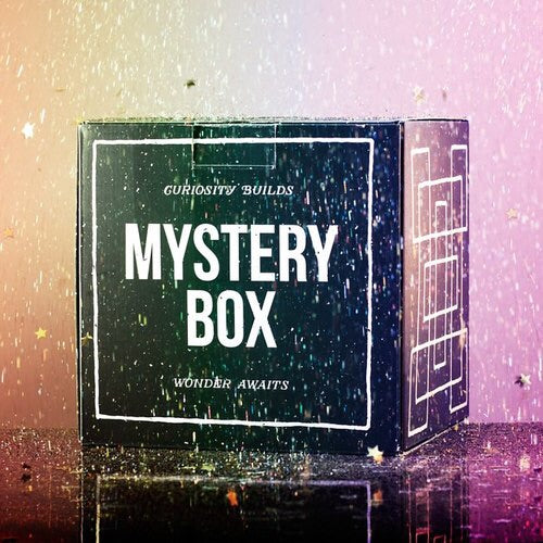 Large gift mystery box