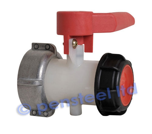 Schutz 50mm Butterfly Valve - EPDM Seal (Old Style) - Part No. 795712