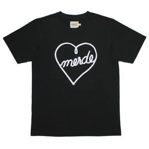 Heart Black Men's T-shirt