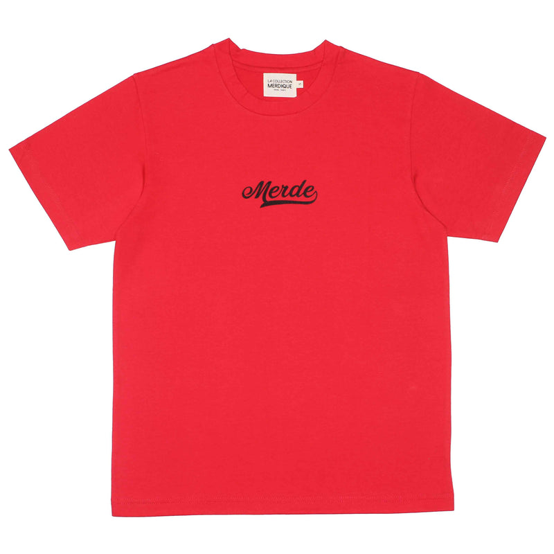 Old School Red Men's T-shirt