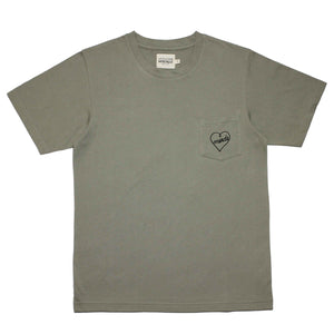Pocket Green Men's T-shirt