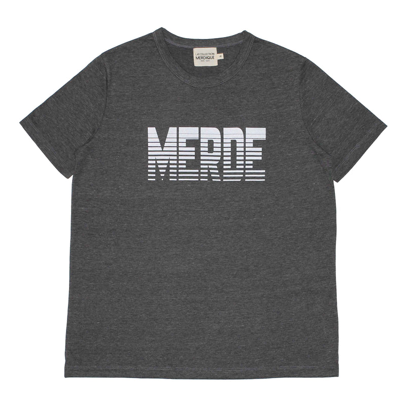 Lines Grey Women's T-shirt